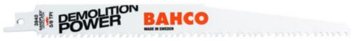 Bahco Reciprozaagbladen DSL 5/8T