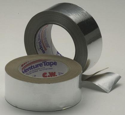 3M Aluminium tape 1517 Zilver 100MMX50M