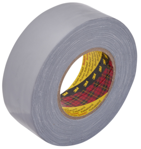 3M Duct tape 1909 Zilver 50MMX50M