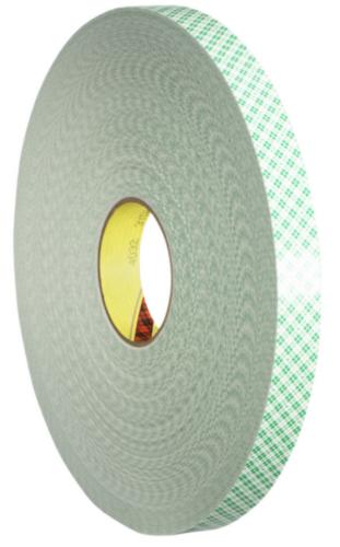 3M 4032 Double coated foam tape Alb 38MMX66M