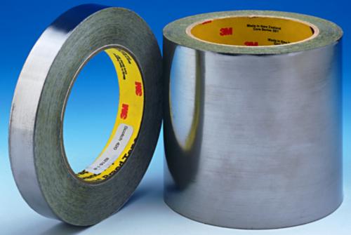 3M 420 Loodfolie tape Zilver 9MMX33M