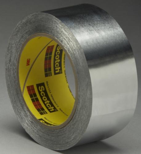 3M 431 Aluminium tape Argent 12MMX55M