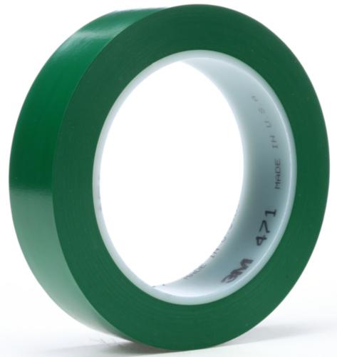 3M 471 Szigetelőszalag Zöld 12MMX33M