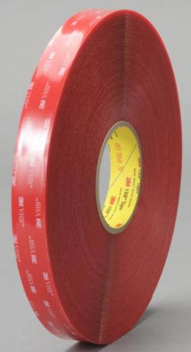 3M Double coated foam tape 4905 Transparente 9MMX66M