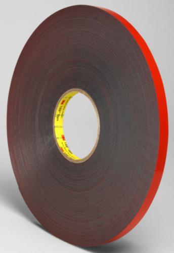 3M 5925 VHB tape Fekete 6MMX66M