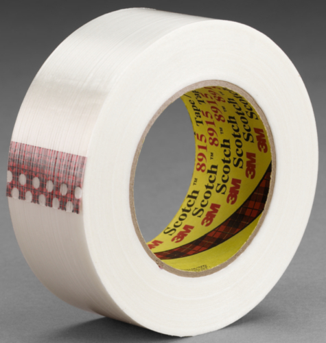 3M 8915 Filament tape Helder 18MMX55M
