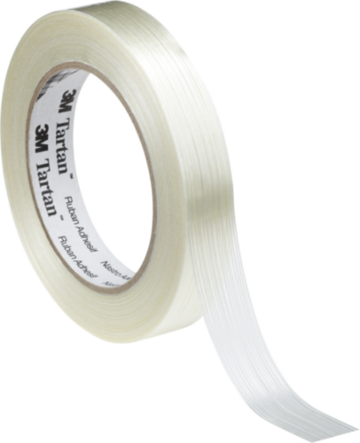 3M 8953 Bande Filament Transparent 25MMX50M