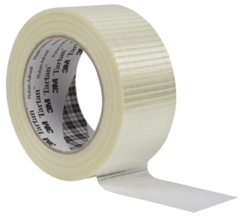 3M 8954 Bande Filament Transparent 50MMX50M