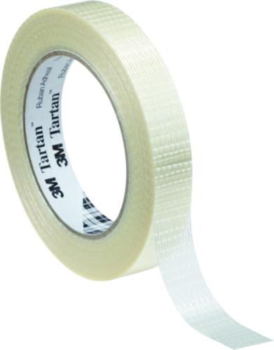 3M 8954 Bande Filament Transparent 19MMX50M