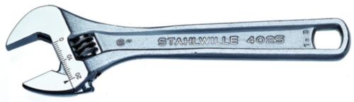 Stahlwille Llaves ajustables 4025 GR. 6 20X159MM