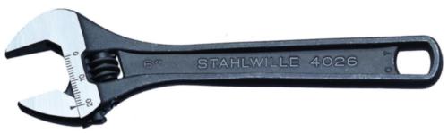 Stahlwille Llaves ajustables 4026 GR. 4 13X114MM