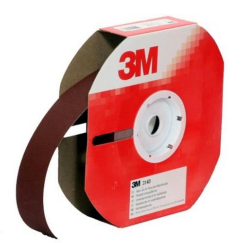 3M Papier de finition 314D 50MMX25M P040