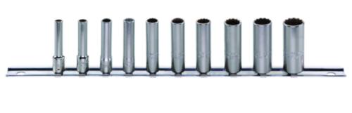 Stahlwille Nástrčné hlavice - sady 40ADL/10CL 40ADL/10CL