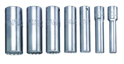 Stahlwille Nástrčné hlavice - sady 40ADL/7 40ADL/7