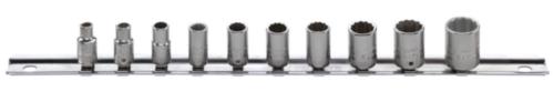 Stahlwille Nástrčné hlavice - sady 40AD/10CL 40AD/10CL