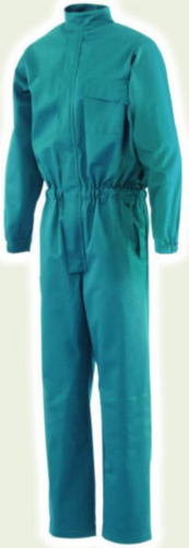 FLAMEPRO 1 COVERALLS GREEN     4111808-L