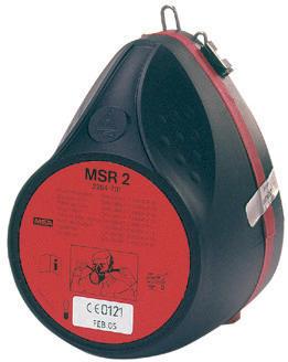MSA Vluchtmasker MSR 2 MSR 2
