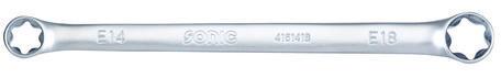Sonic Ploché očkové kľúče E7XE11 TX