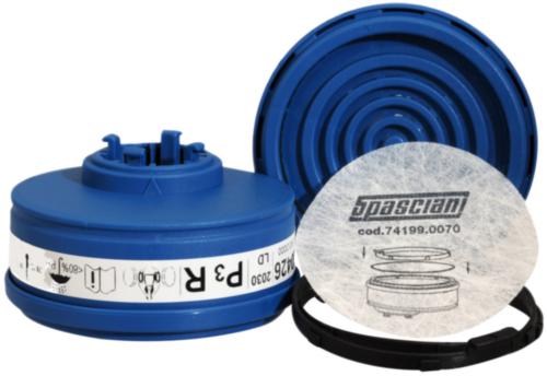 Spasciani Vapour filter 2030 LD P3 LD-P3 R