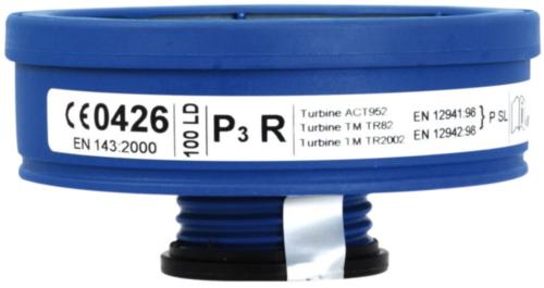Spasciani Schroeffilter LD P3 R 100 100 LD P3 R LD-P3 R