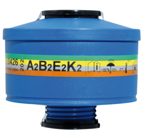 Spasciani Schroeffilter 202 ABEK2 A2B2E2K2