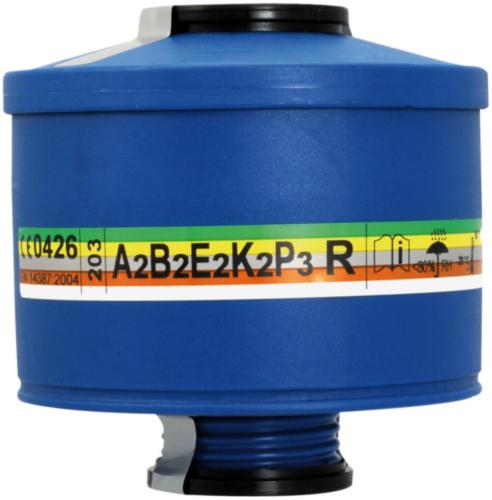 Spasciani Schroeffilter ABEK2P3 R 203 203 ABEK2P3 R A2B2E2K2-P3 R