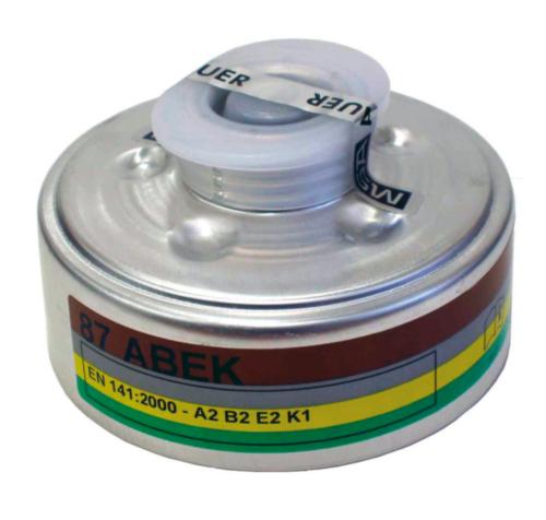 MSA Gas filter 90 A2B2E2K1 A2B2E2K1