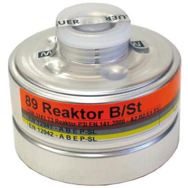 MSA Filter B2-REACTOR-P3 B2-Reactor-P3 R D