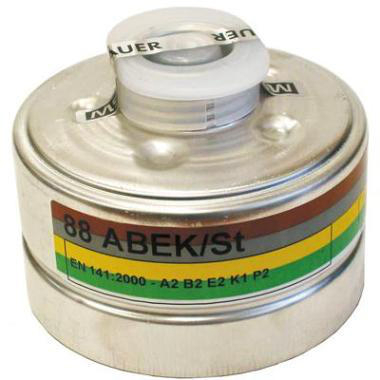 MSA Filter 92 ABE2K1/P2 A2B2E2K1-P2 R D