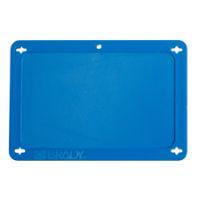 Brady Blank VIP tags L BLUE