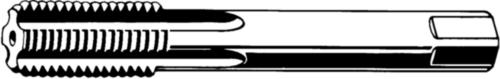 AMECOIL Machinetap overmaats voorinzetschroefdraad Staal HSS Blank voor doorlopende gaten