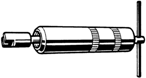 Thread insert tool