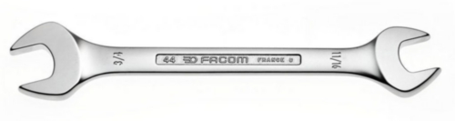 Facom Double ended spanners 1X11/16
