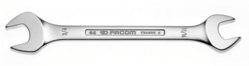 Facom Clés à fourches doubles 7/8X15/16
