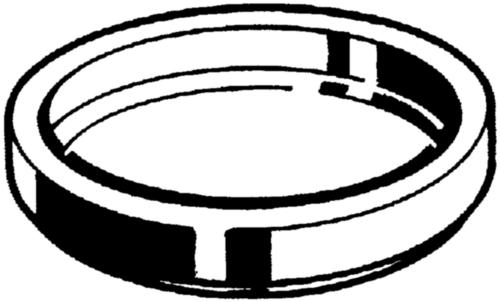 Capuchón DIN ≈443 Acero Sin revestimiento 8MM