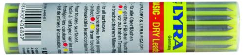 LYRA-DRY RECHARGE GRAPHITE 1X12 MINES