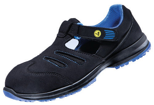Atlas Safety shoes GX 350 black 10 38 S1