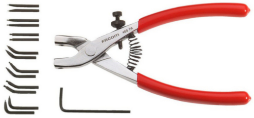 FAC REMOVABLE TIP PLIERS 469 469
