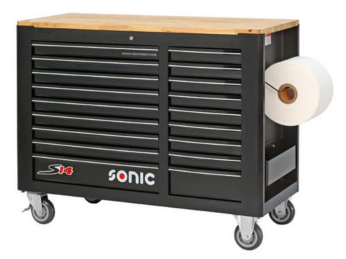 Sonic Servantes d'atelier S14