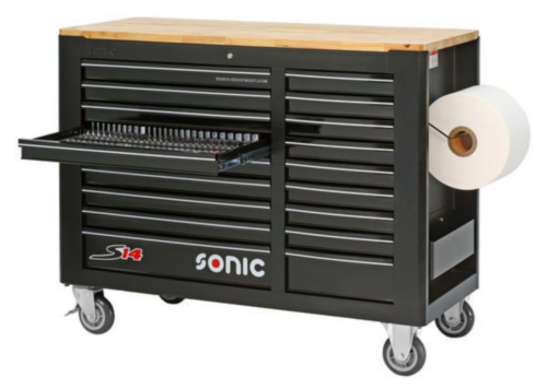 SONI 644PC FILLED TOOL TROLLEY S14