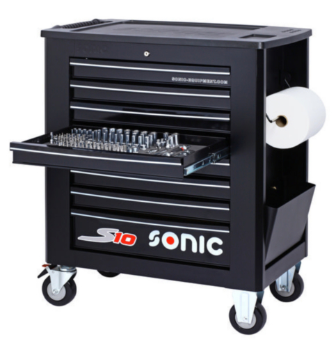 Sonic Tool trolley, full SFS 1/3 S10