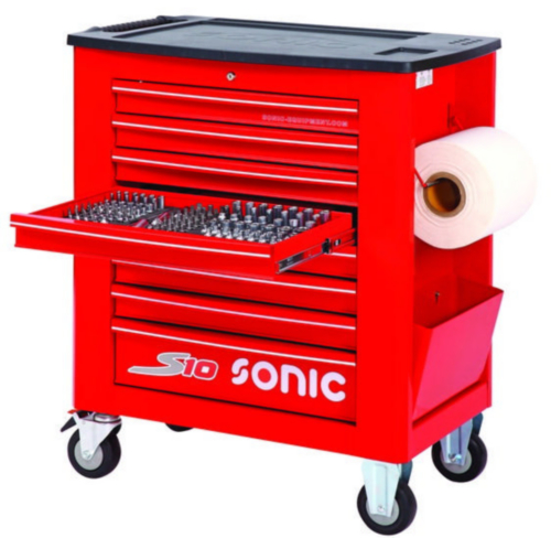 Sonic Tool trolley, full SAE S10