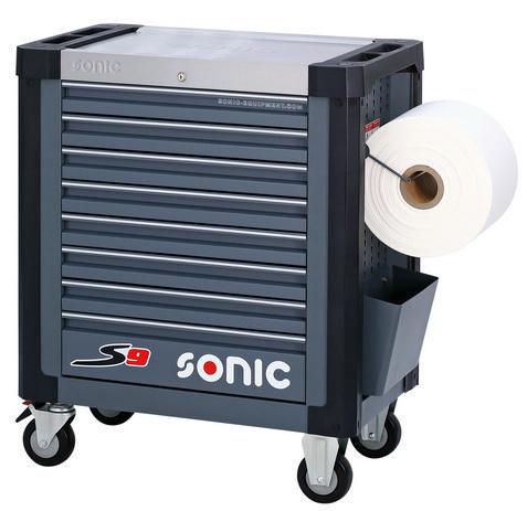 Sonic Servantes d'atelier S9 RAL7011