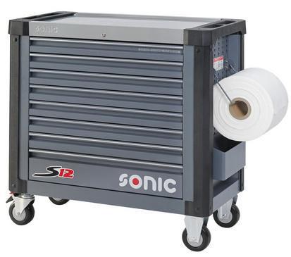 Sonic Servantes d'atelier S12 RAL7011