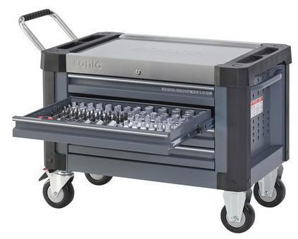 Sonic Wózki narzędziowe z wyposażeniem S9 728534