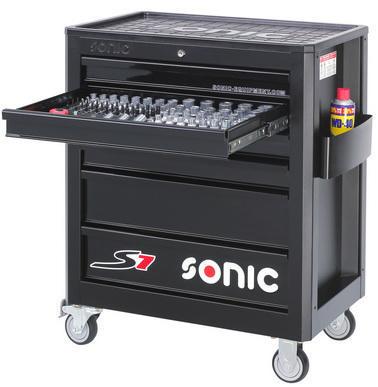Sonic Servantes d'atelier équipées S7