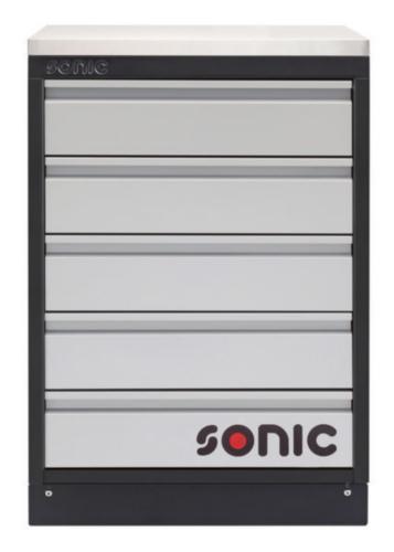Sonic Garage-uitrusting Opslagmodule 26.IN