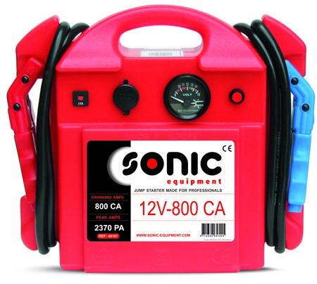 Sonic Juegos de refuerzo Booster 12V/800CS