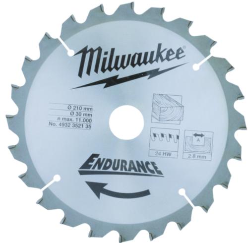 Milwaukee Körfűrészlap 210X30MM