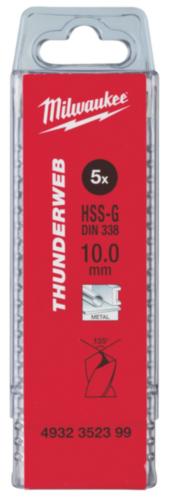 Milwaukee Metal drill bit 11,5X142X94MM(5PC)